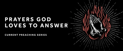 Mosaic Church Leeds – Prayers God Loves To Answer banner image